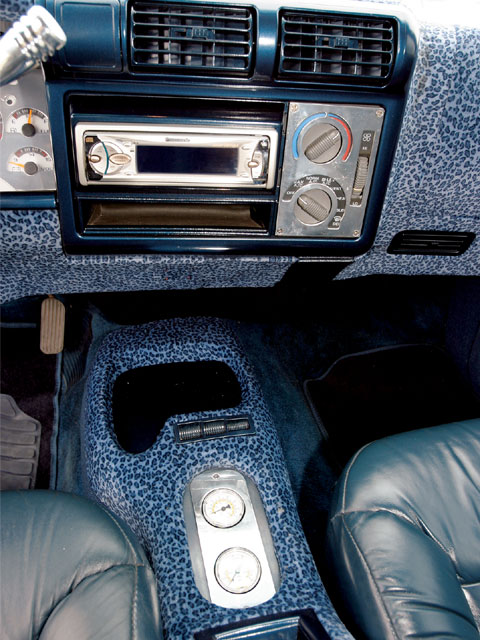 1994 Chevrolet S-10 - Steel-Blue Style Photo & Image Gallery