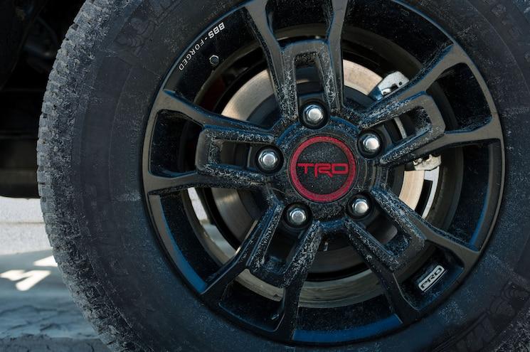 2019 Toyota Tundra Trd Pro Bbs Wheel