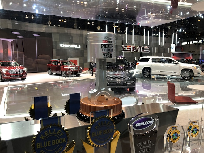 001 2018 Chicago Auto Show Truck And Suv Mega Gallery