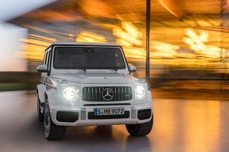 2019 Mercedes-AMG G63 Revealed In Advance of Geneva Motor Show