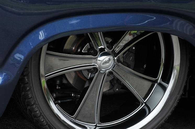 1985 Ford Bronco El Broncero Wheel