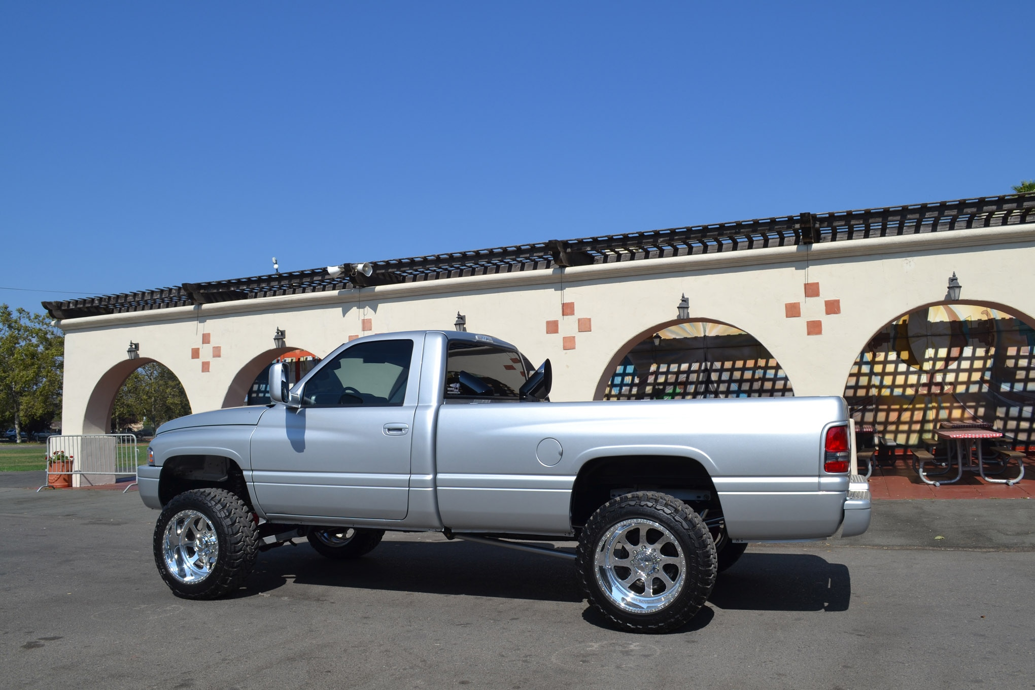 One Of A Kind 1994 Dodge Ram Photo Image Gallery