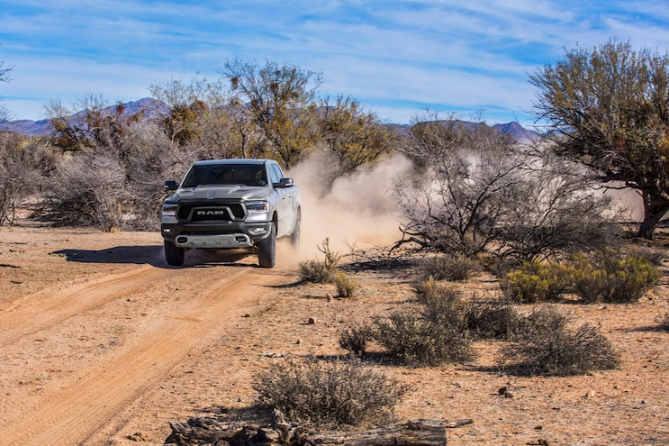 First Drive 2019 Ram 1500 Off Road