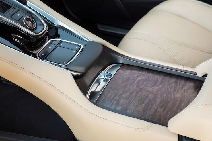 2019 Acura Rdx Interior Center Console