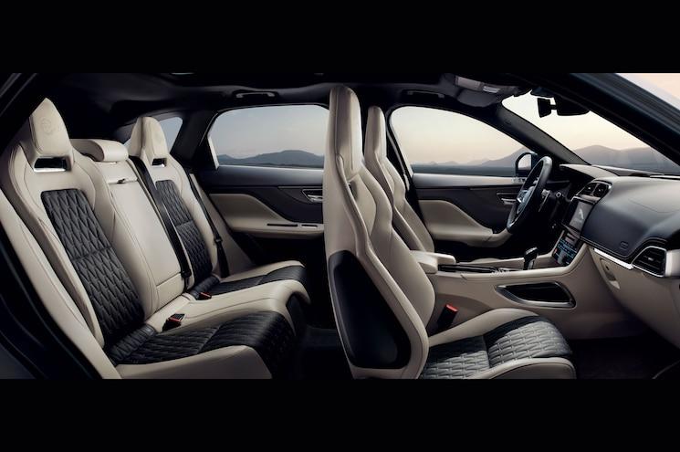 2019 Jaguar F Pace Svr 19MY 280318 012 GLHD