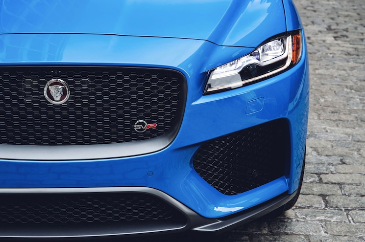 2019 Jaguar F Pace Svr 19MY New York 280318 006