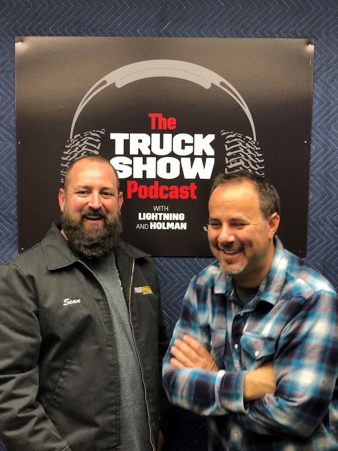 The Truck Show Podcast With Lightning And Holman