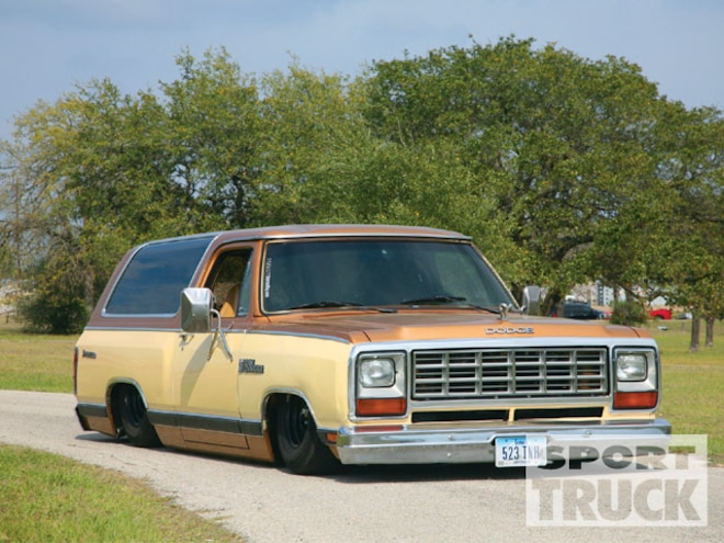 1985 Dodge Ramcharger - The Dare-To-Be-Different Dodge