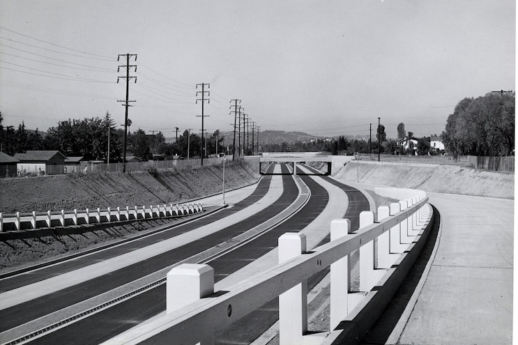 America's First Freeway: The Arroyo Seco Parkway, aka, the 110