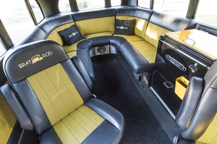 012 1941 Chevrolet Magic Bus Interior