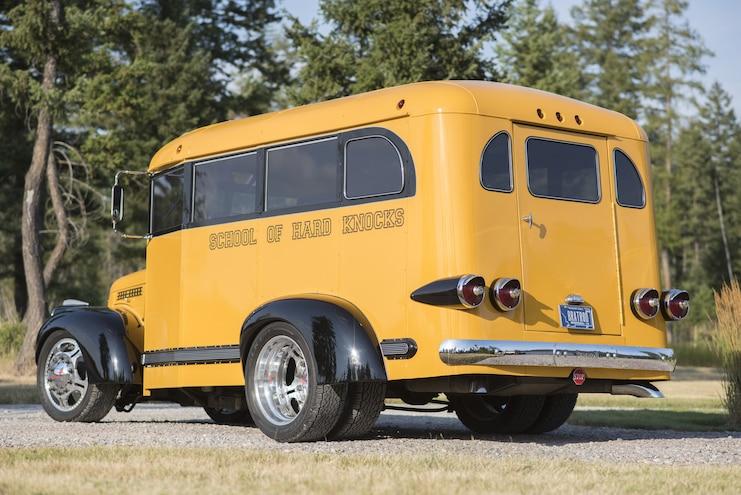 007 1941 Chevrolet Magic Bus Rearthreequarter