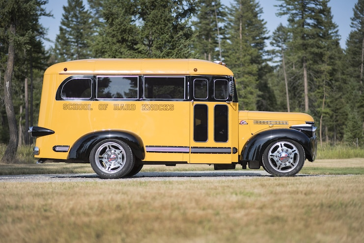 004 1941 Chevrolet Magic Bus Side