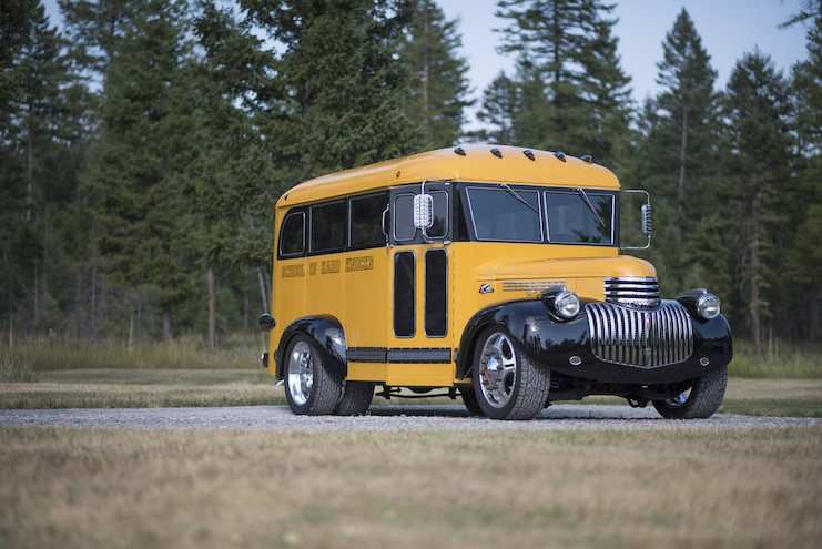 001 1941 Chevrolet Magic Bus Frontwide