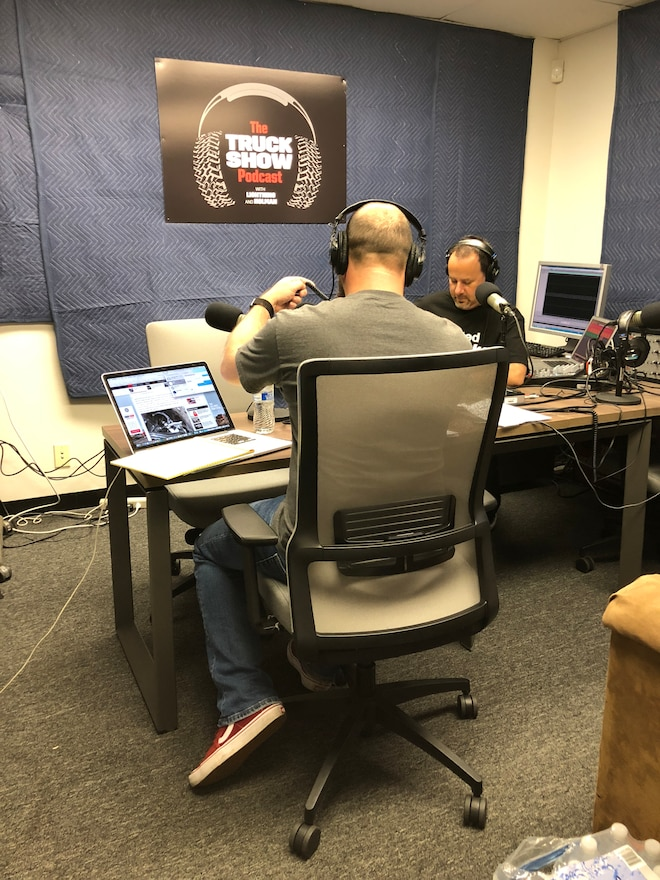 The Truck Show Recording