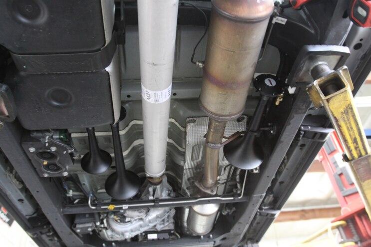 023 Kleinn Air Horns HK9 Slimeline