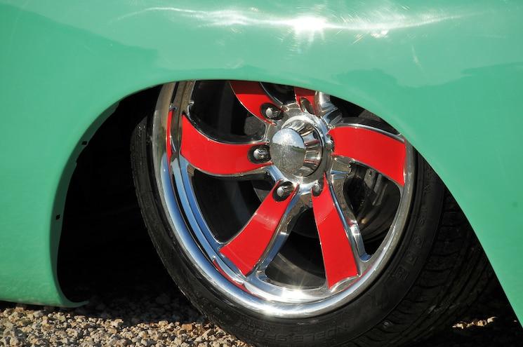 1998 Nissan Frontier Wheel