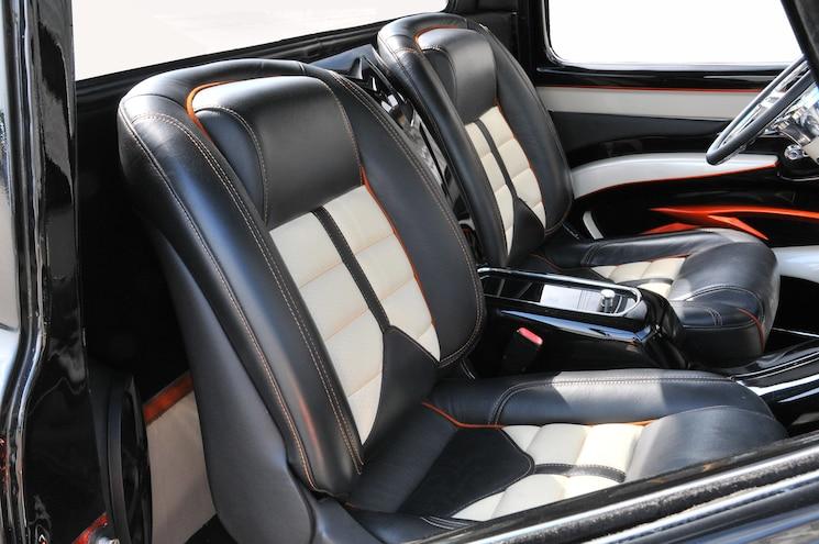 1953 F100 Interior Seats
