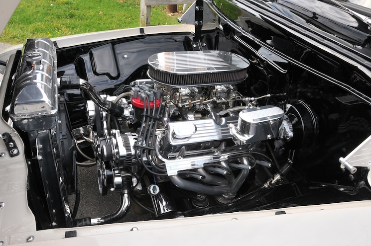 1953 F100 Engine