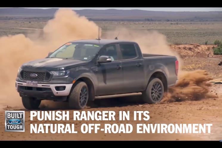 2019 Ford Ranger Stress Test 02