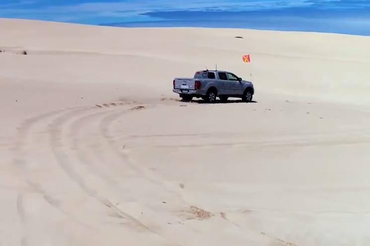 2019 Ford Ranger Stress Test 03