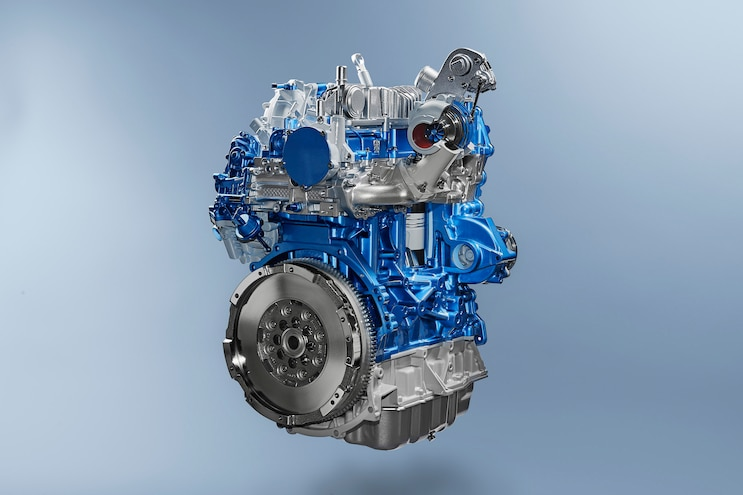 Ford EcoBlue; 2.0L Technical Wonder.