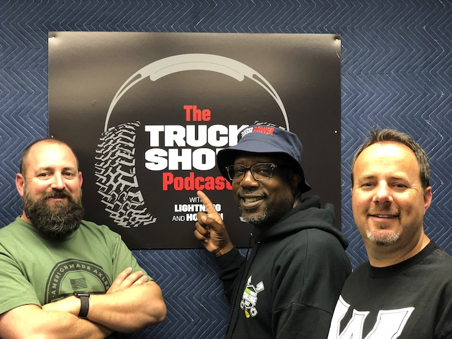The Truck Show Podcast Episode 9: Our First Dieselisode