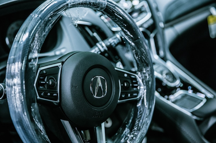 2019 Acura Rdx East Liberty Ohio Plant Interior Assembly