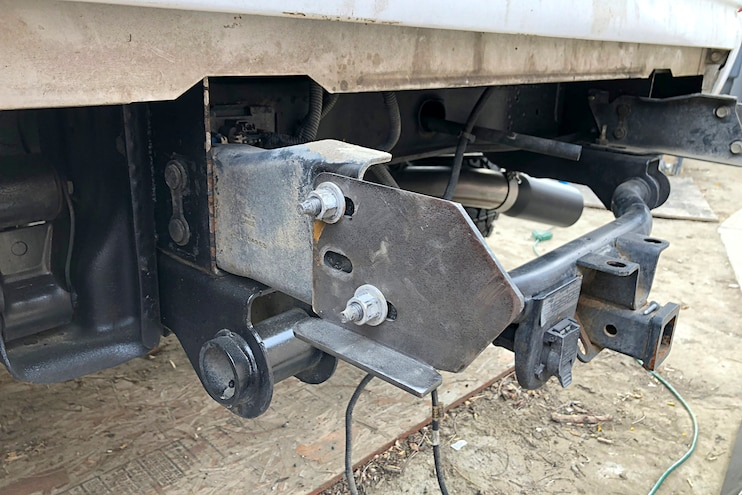 MOVEs Custom DIY Truck Bumpers Mounts