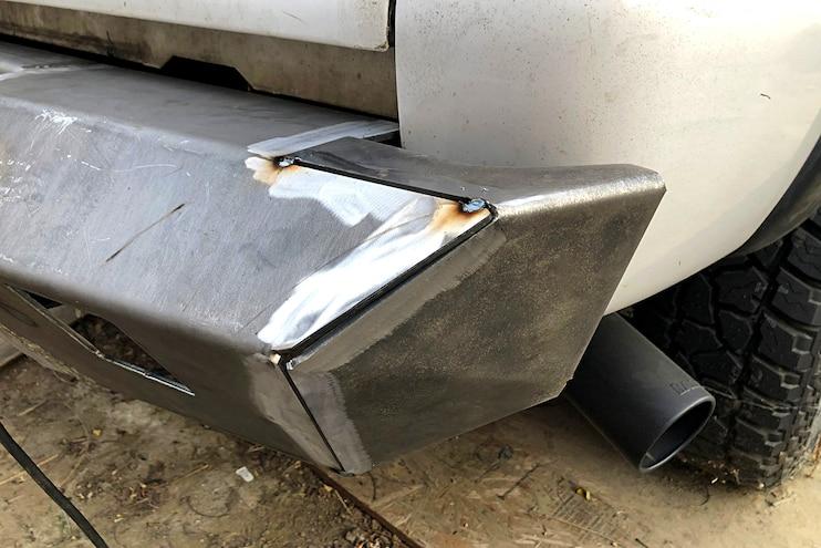 MOVEs Custom DIY Truck Bumpers 014