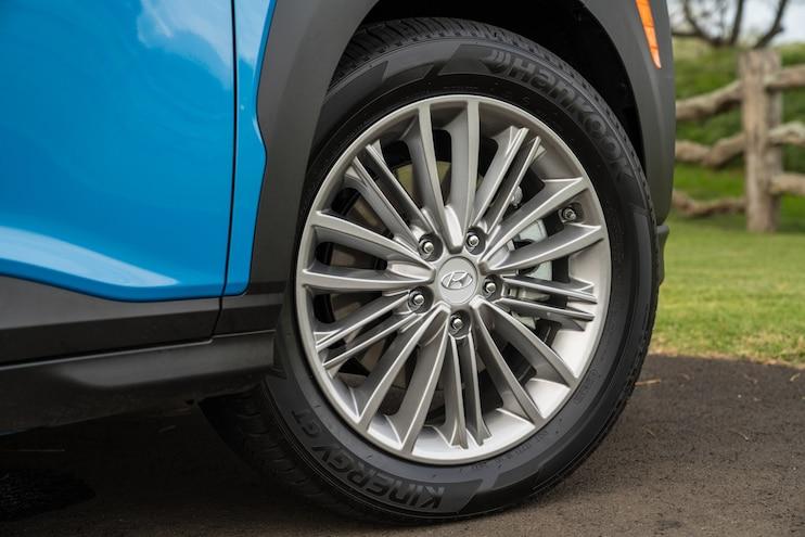 2018 Hyundai Kona Wheel