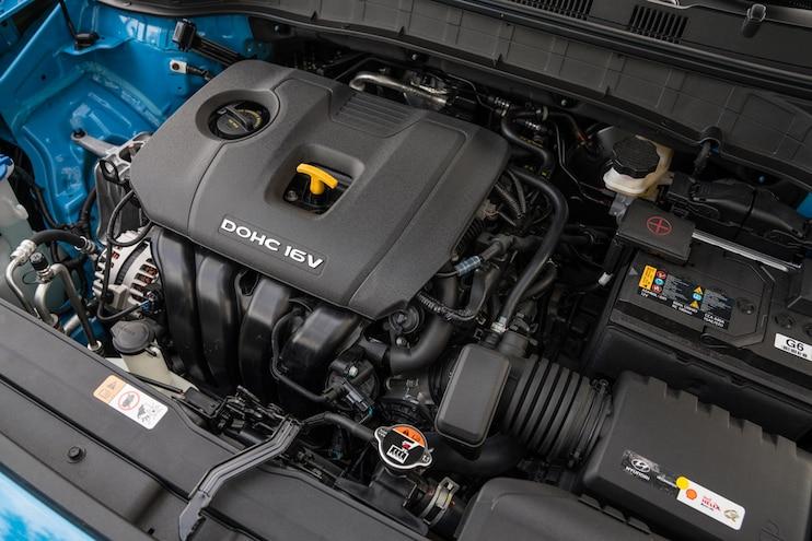 2018 Hyundai Kona Engine