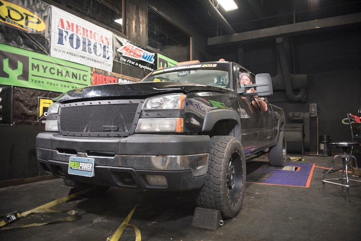 Diesel Power Challenge 2018 Fuel Economy Test Chevy