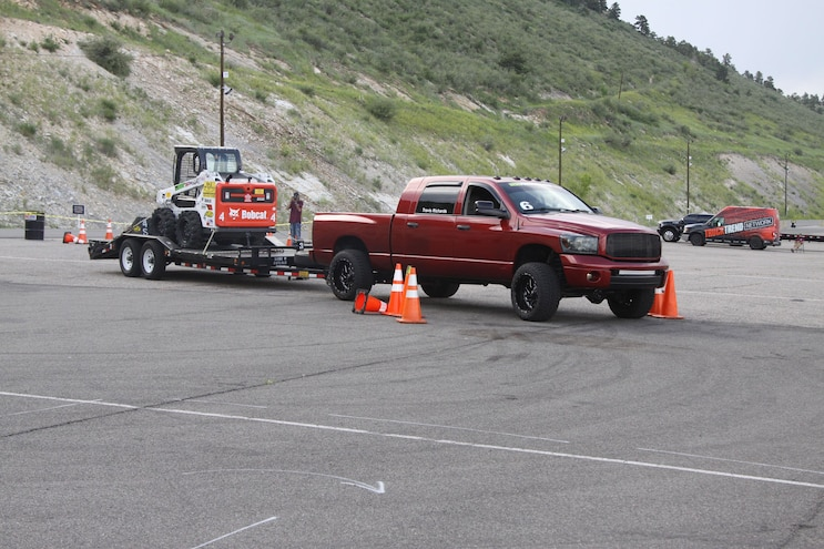Diesel Power Challenge 2018 Video Week: Killing Cones on Day Four