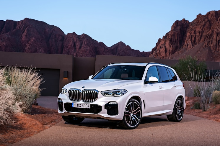 First Look – 2019 BMW X5