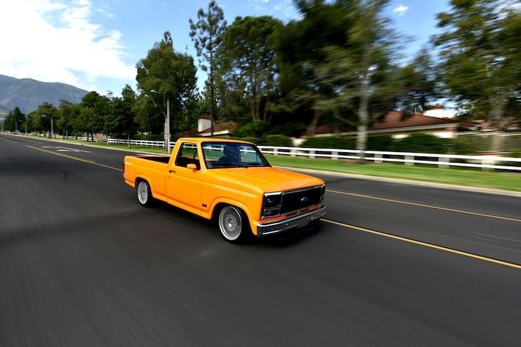 TMI 1985 Ford F150 Drive