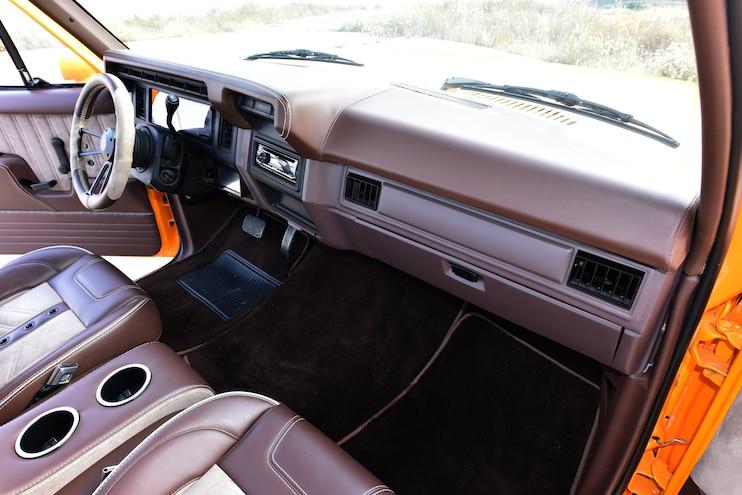 TMI 1985 Ford F150 Interior