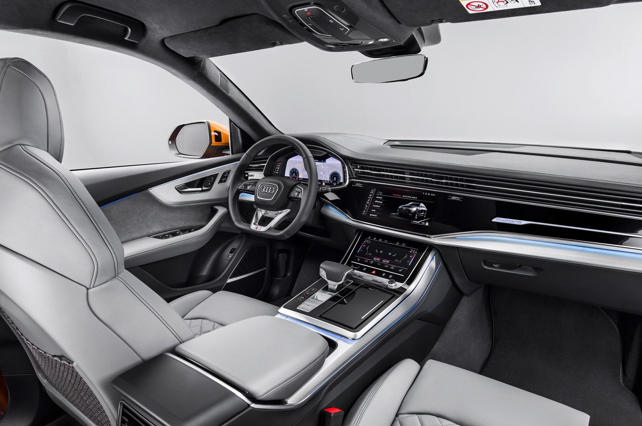 First Look 2019 Audi Q8