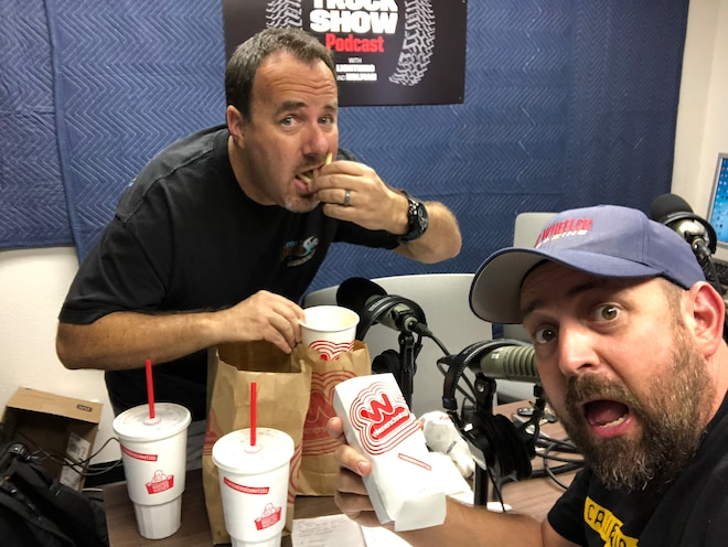 Episode 16 Truck Show Podcast Photo