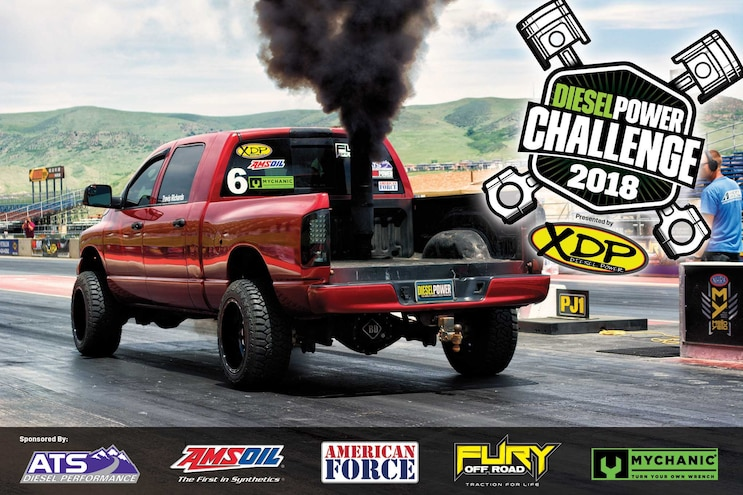 Diesel Power Challenge 2018 Competitor Features – #DPC2018