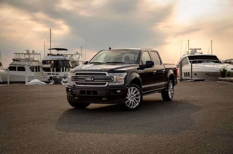 2019 Ford F-150 Limited Gets Raptor's High-Output EcoBoost V-6