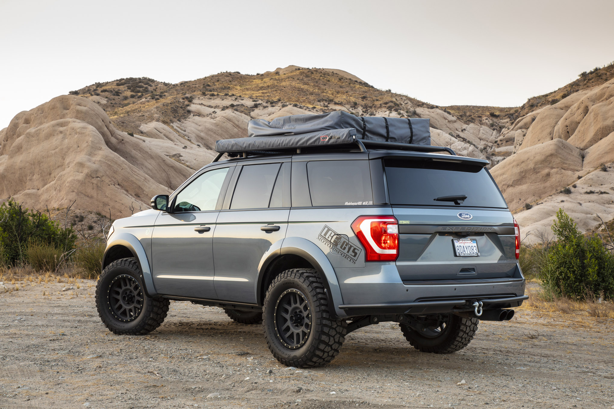 2018 ford expedition family adventure http www trucktrend com features 1809 2018 ford expedition family adventure