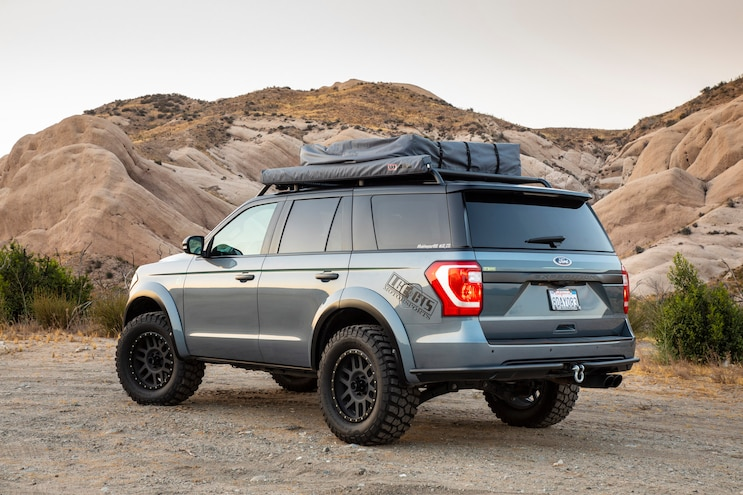 2018 Ford Expedition LGE CTS Motorsports Rear