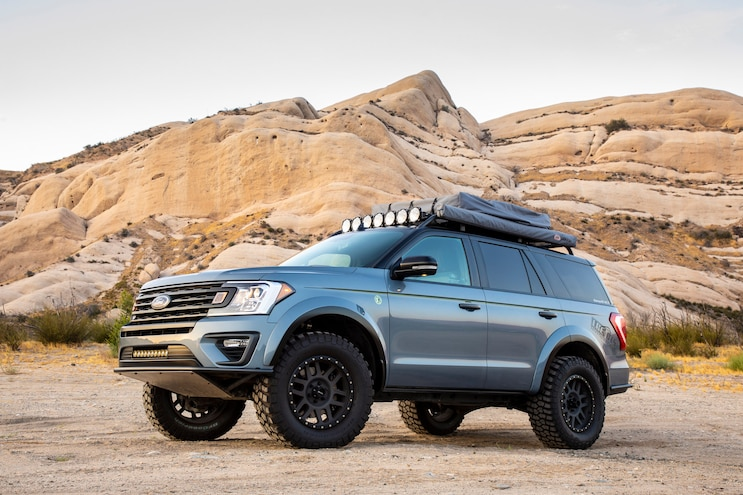 2018 ford expedition family adventure truck trend