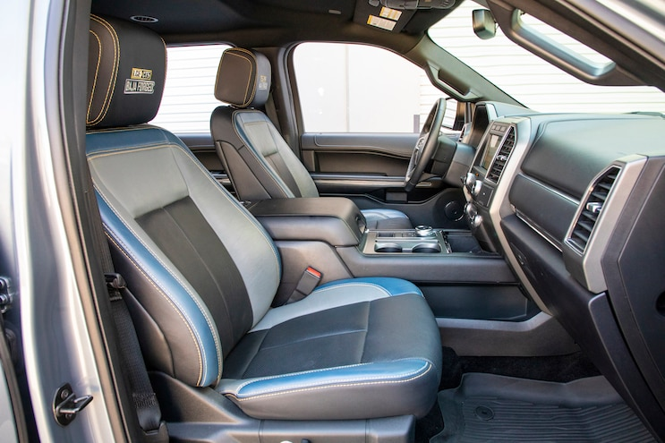 2018 Ford Expedition LGE CTS Motorsports Interior
