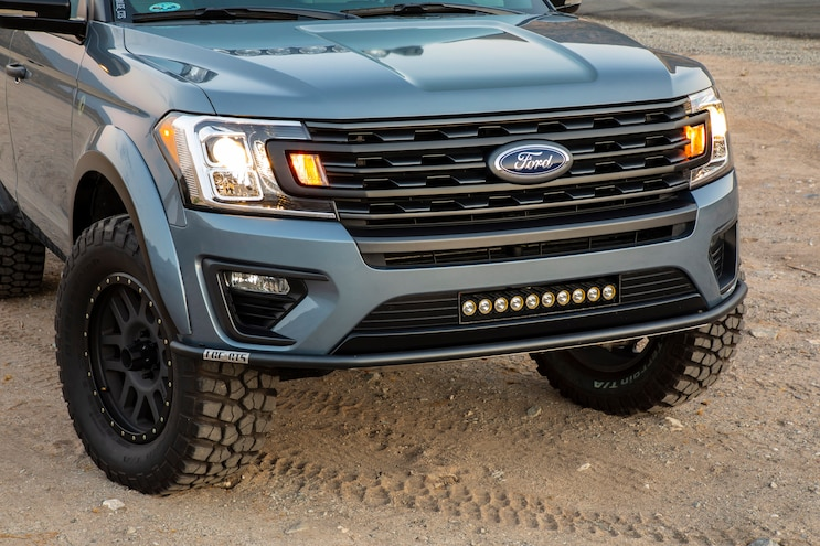 2018 Ford Expedition LGE CTS Motorsports Front