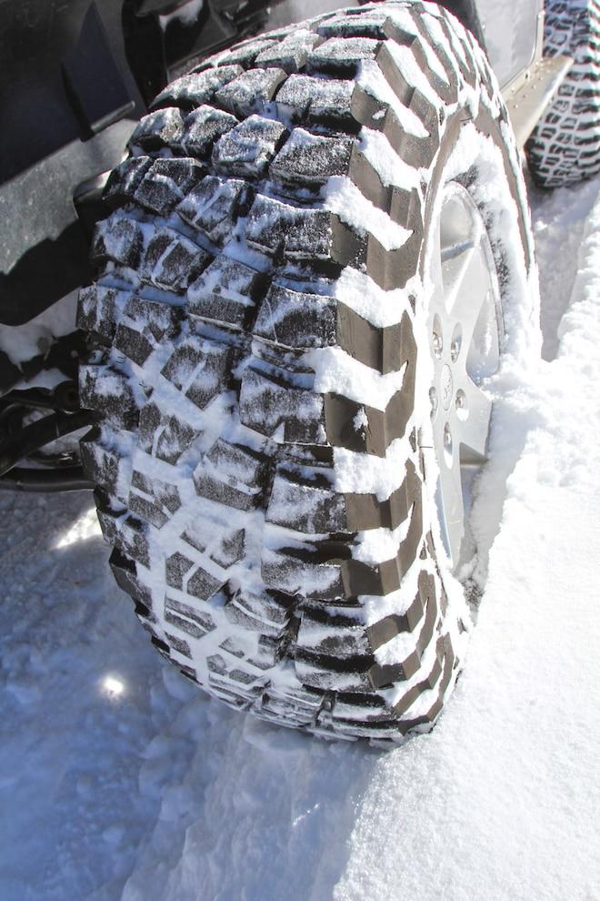 BFGoodrich Mud Terrain T A KM3 Snow