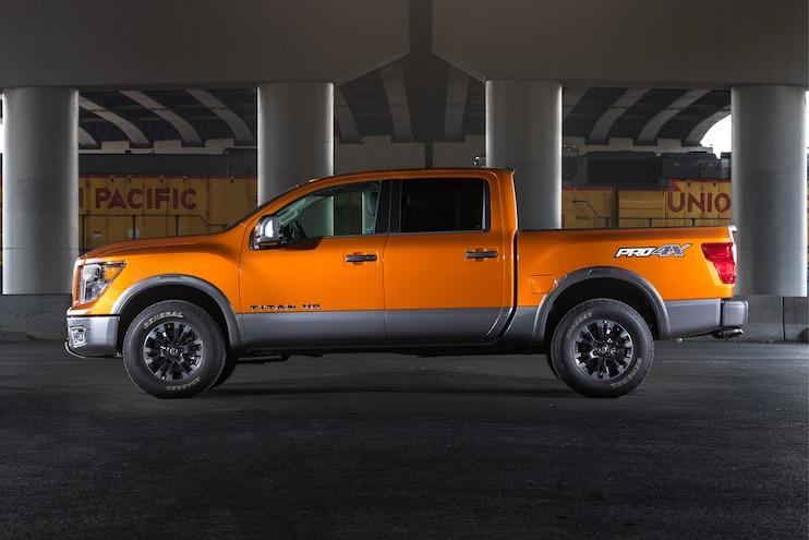 Nissan Upgrades Technology in 2019 Titan Models