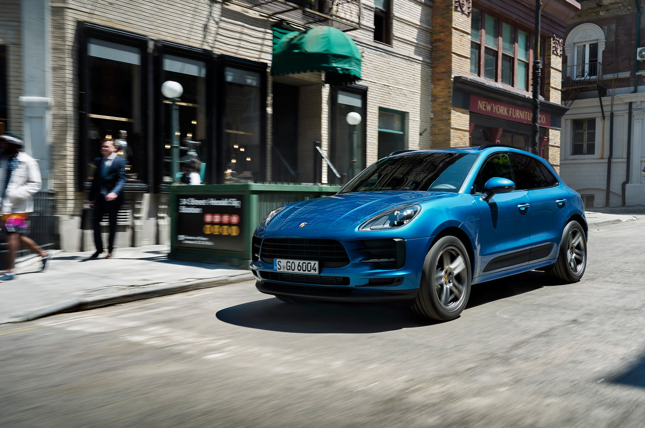 Porsche Shows Off Refreshed 2019 Macan In Paris