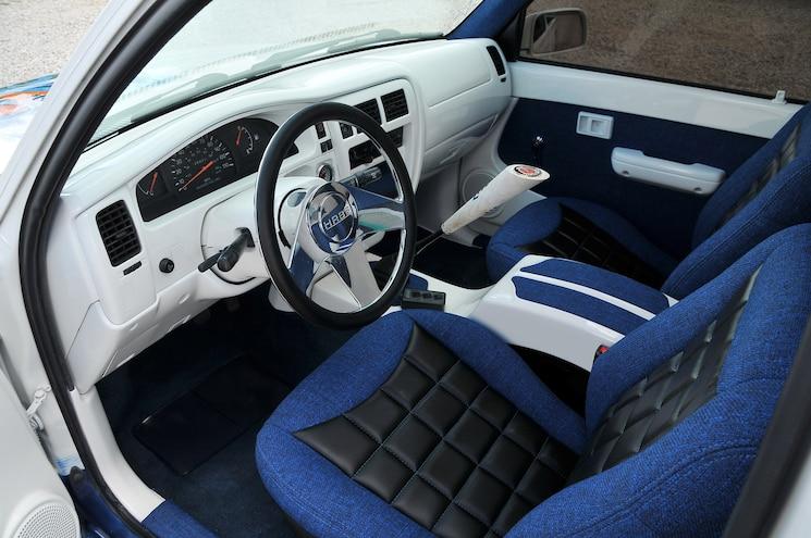 1998 Toyota Tacoma Last Minute Interior
