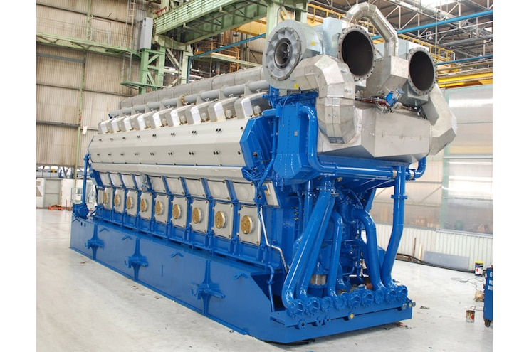Wartsila 50DF- Mighty and Efficient